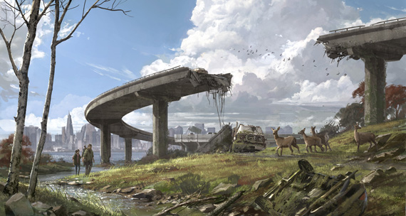 The last of us - bridge
