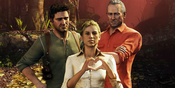 Uncharted 3 cast